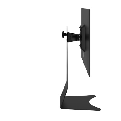 52.503 | Addit monitor stand 503 | black | For 1 monitor, adjustable height, with VESA mount. | Detail 1