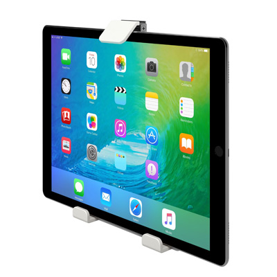 52.962 | Viewmate universal tablet holder - option 962 | silver | For ergonomically positioning various sizes of tablets with VESA mount. | Detail 2
