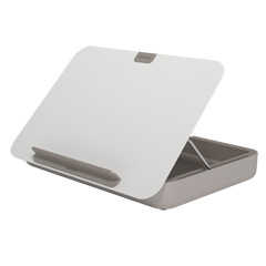 45.900 | Addit Bento® ergonomic toolbox 900 | white | personal storage box, notebook holder, tablet holder and document holder in one