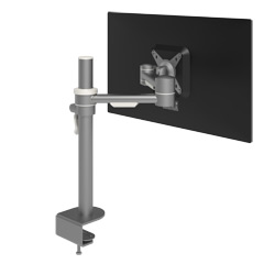 52.662 | Viewmate monitor arm - desk 662 | silver